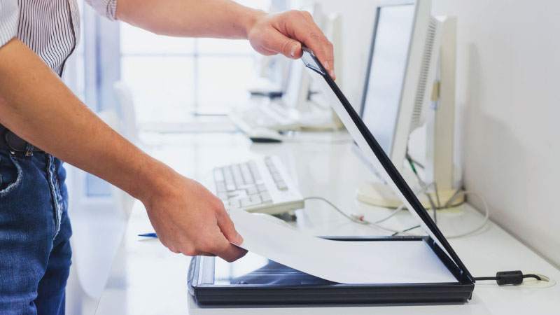 Best Document Scanner For Home