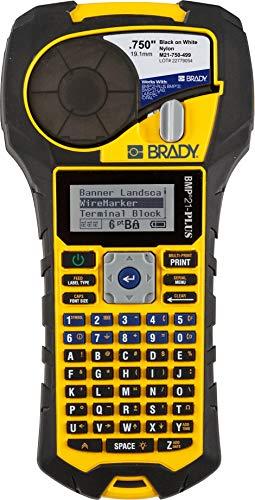 Brady BMP21-PLUS Handheld Label Printer