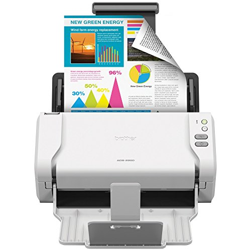 Brother ADS-2200 Duplex  Best multi page Scanner and printer