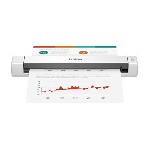 Brother DS-640 Mobile Desktop Document Scanner