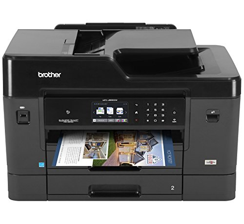 Brother MFC-J6930DW Color Inkjet Printer