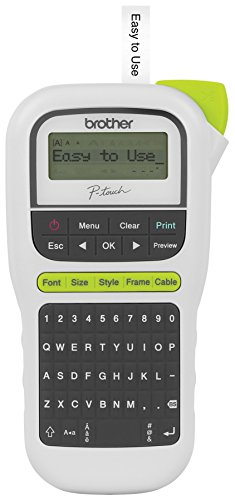 Brother P-Touch-PTH110 Label Maker