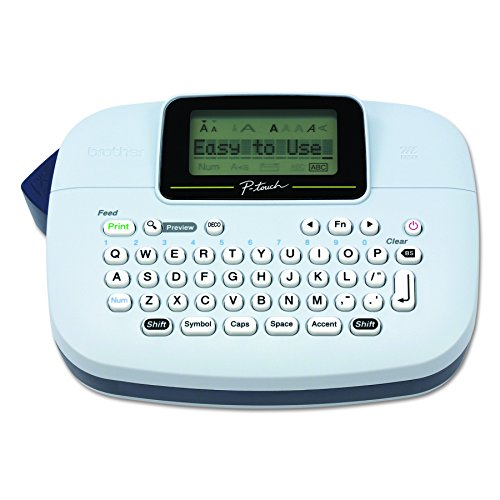 Brother P-Touch PTM95 Label Printer