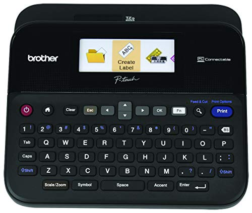 Brother P-touch Label Maker PTD600