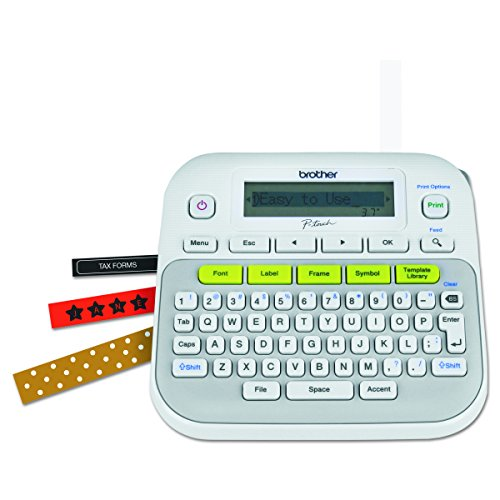 Brother p touch PTD210 Label Maker