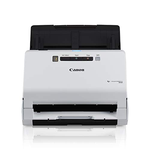 Canon Image FORMULA R40 Office Document Scanner