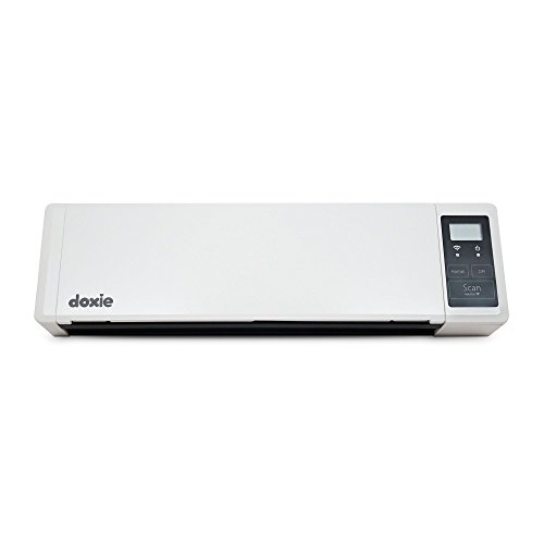 Doxie Q Rechargeable Document Scanner with ADF and Wi-Fi