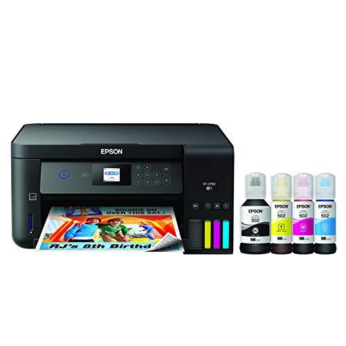 Epson Eco Tank-ET2750 Edible Color Printer