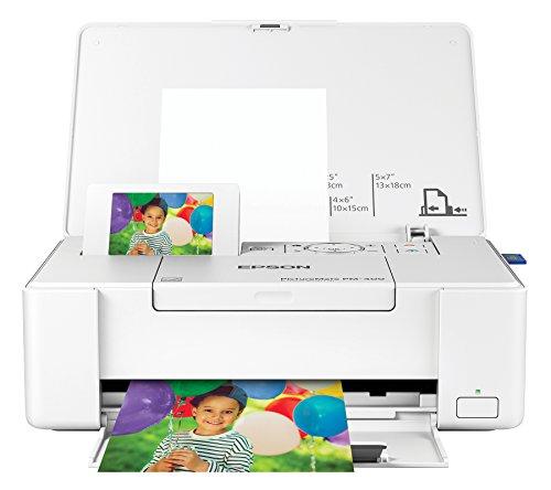 Epson Picture Mate PM-400 Wireless Compact Color Photo Printer