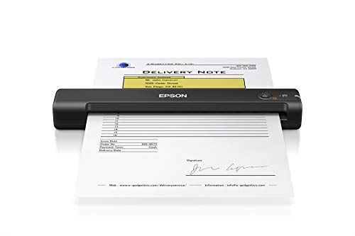 Epson Portable Document Scanner for PC and Mac