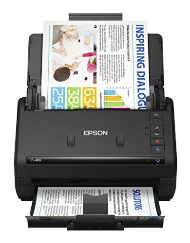 Epson Work-Force ES-400 Color Duplex Document Scanner