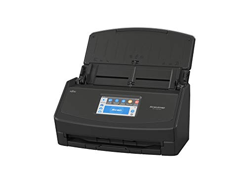 Fujitsu ScanSnap Color Document Scanner