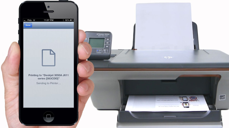 How To Add A Printer To Ipad And Iphone