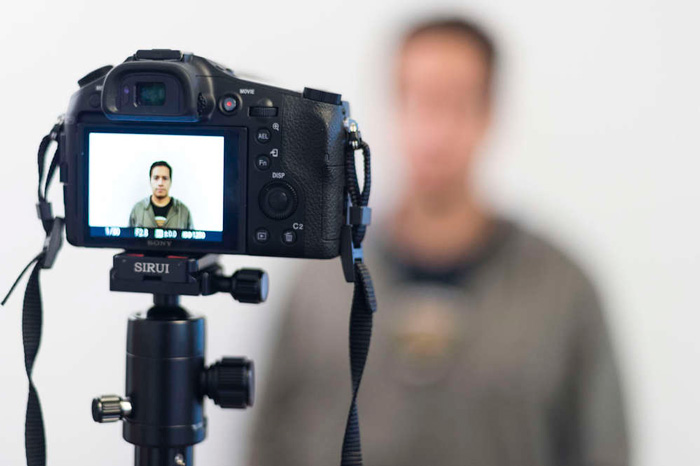 How To Take A Passport-Sized Photo