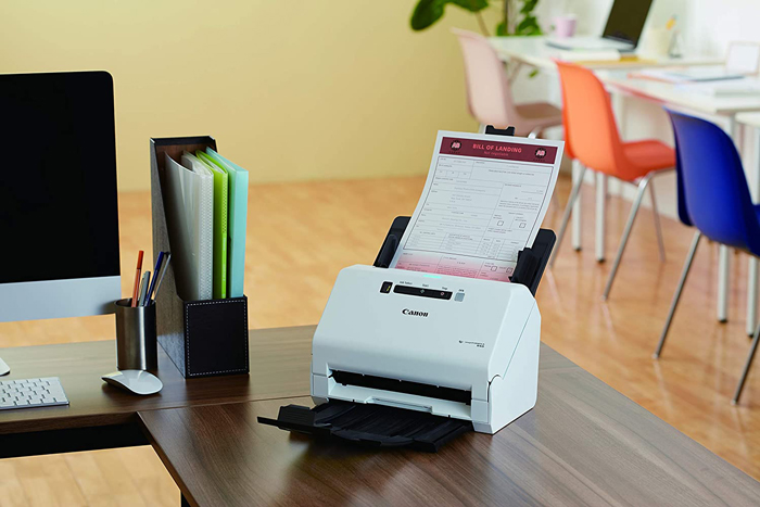 Multiple Page Scanner