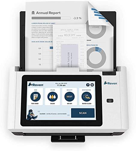 Raven Pro OCR Document Scanner