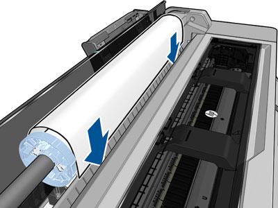 Sanitation Of Printer Rolls