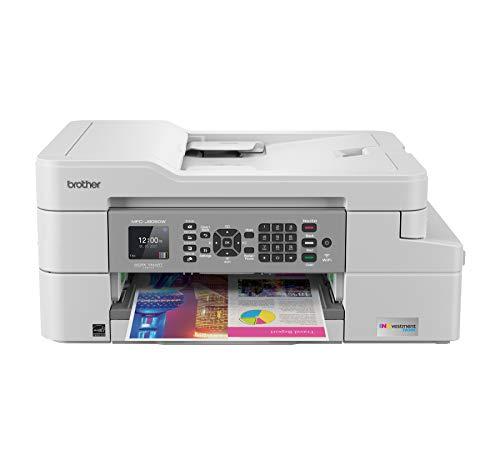 Brother MFC-J805DW Inkvestment Tank Color Inkjet Printer