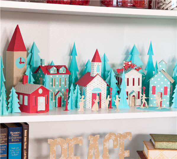 Cardstock House