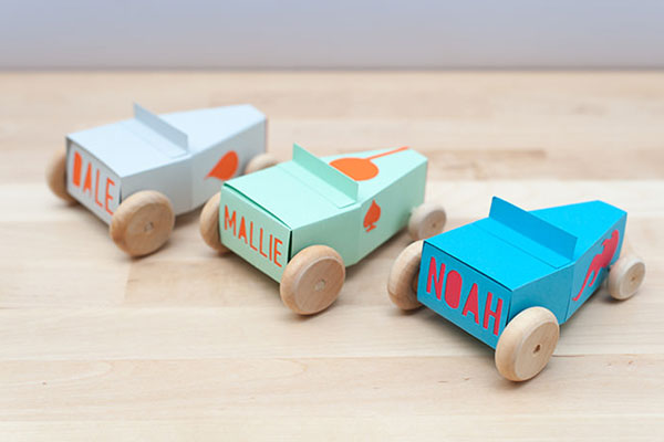 Cardstock Toys And Games