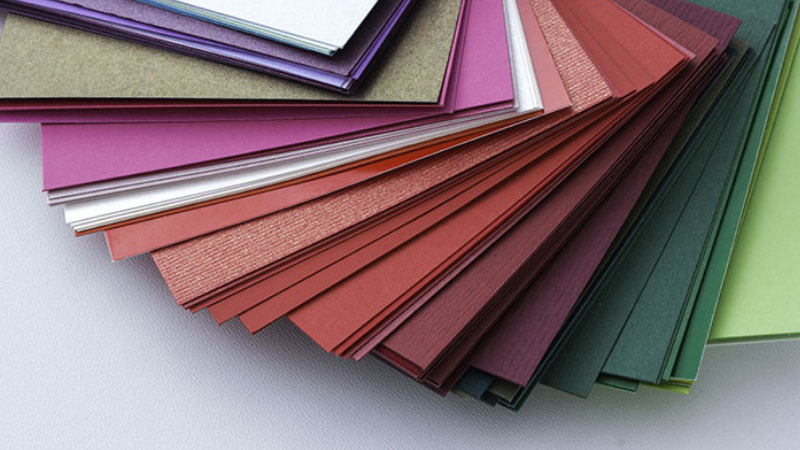 Different Types Of Cardstock Papers