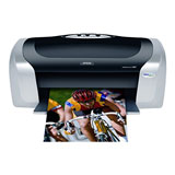 Epson Stylus C88 Inkjet Printer for Screen Transparency