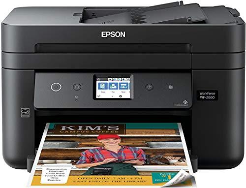 Epson WF 2860 Wireless Printer