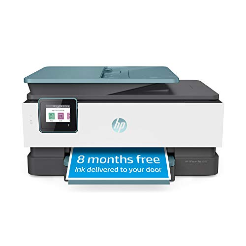 HP Office Jet Pro 8035 Instant Ink Printer