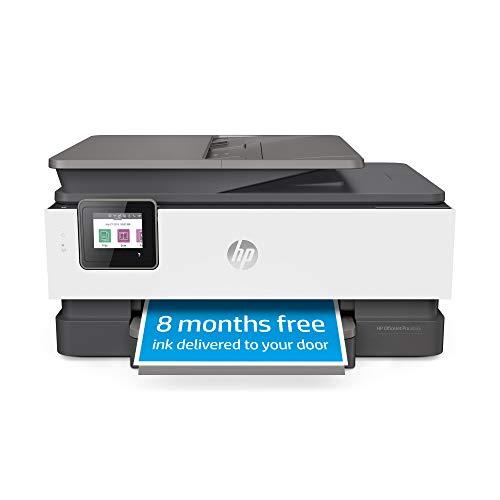 HP OfficeJet Wireless Pro-8035 printer