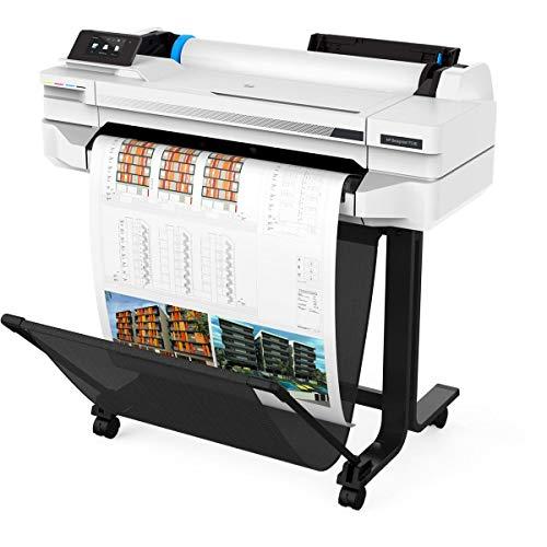 HP T530 Designjet Wireless Plotter Printer