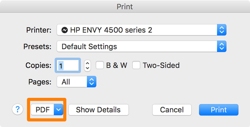 How To Print Double-Sided PDF Effortlessly On Mac And Windows