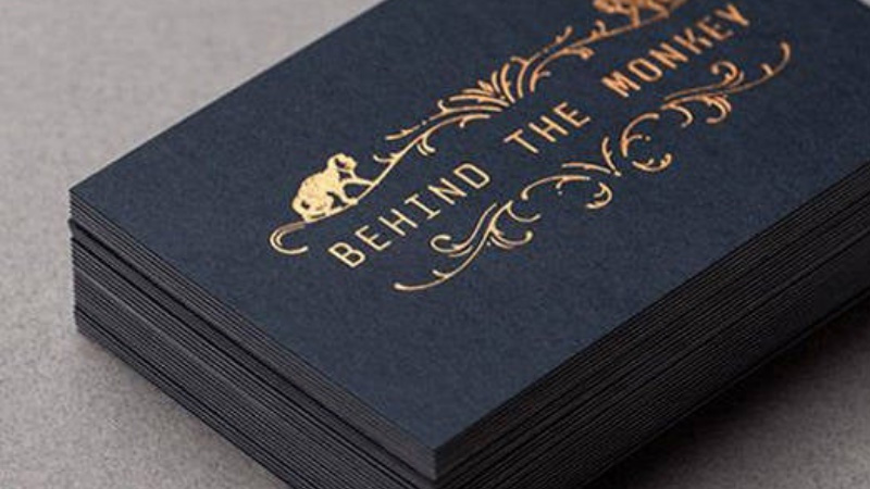 How To Print On Black Cardstock