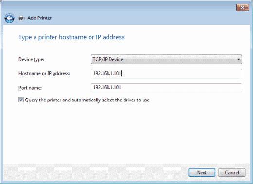 Install The Printer