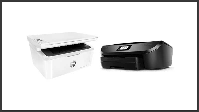 Laser Printer Vs. Inkjet Printer