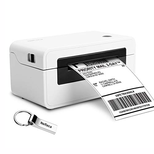 NefLaca Direct Thermal Printer