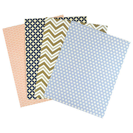 Patterned Cardstock Papers