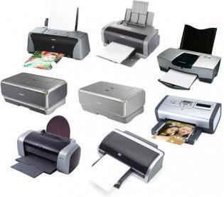 Type of Printer