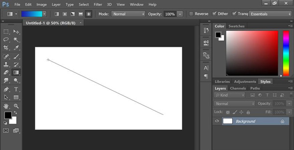 Using Adobe Photoshop