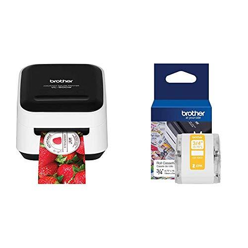 Brother VC-500W Color Photo Inkjet Printer