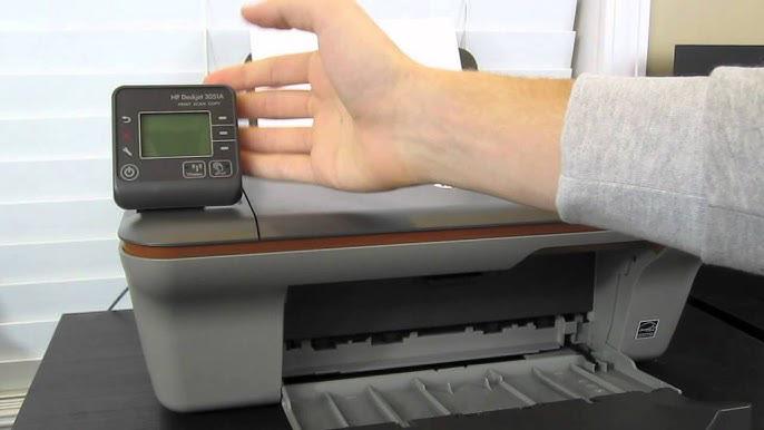 HP Deskjet 3510 to Wi-Fi