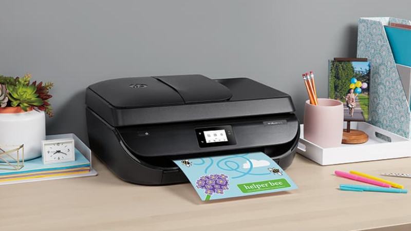 HP Officejet 3830, not Printing