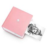 Phomemo M02 Bluetooth Pink Portable Printer