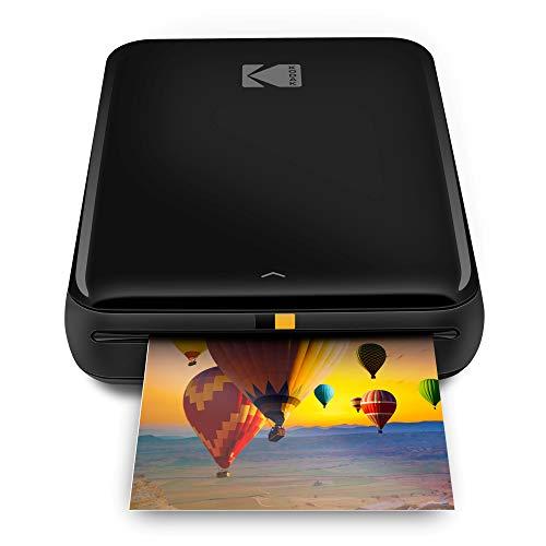 Zink Kodak Sticker Printing No Ink Printer