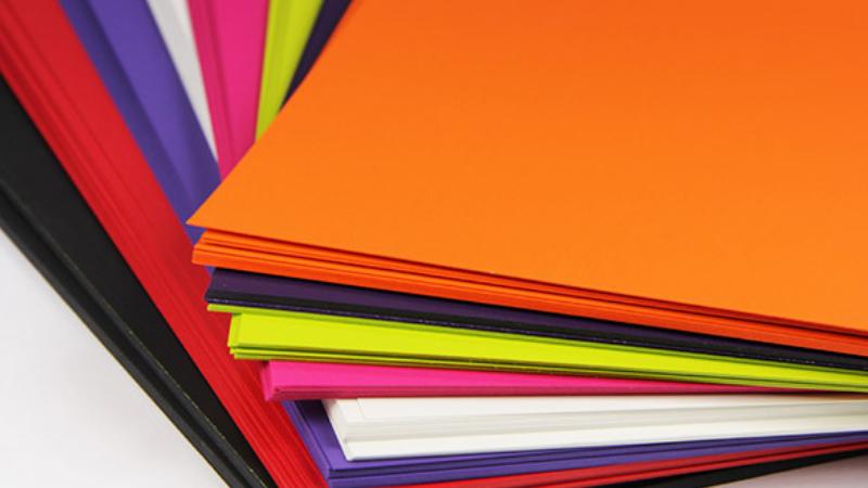 Cardstock Paper Weight