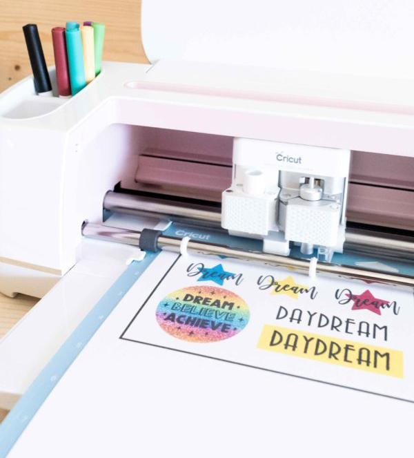 Cricut Print and Cut