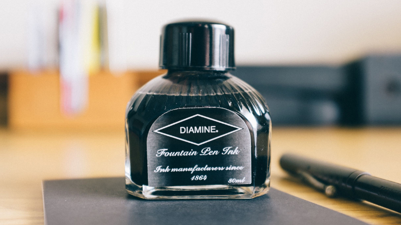 Best Everyday Fountain Pen Ink