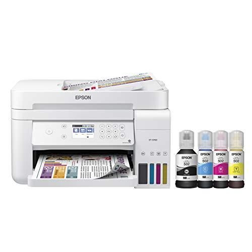 Epson EcoTank ET-3760 Cartridge-Free Printer