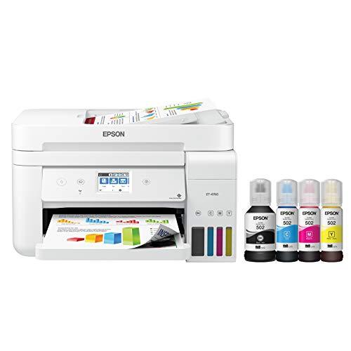 Epson EcoTank ET-4760 Printer