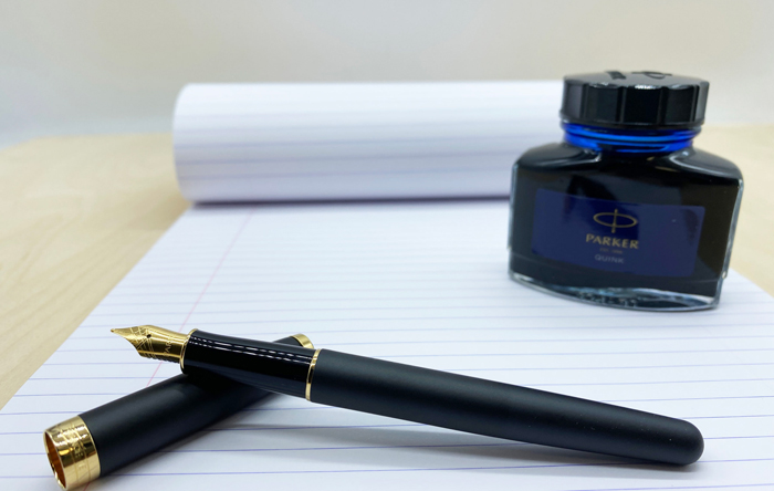 Everyday Fountain Pen Ink