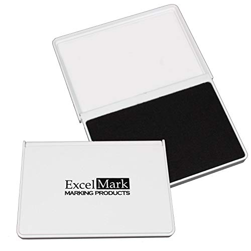 ExcelMark Ink Pad for Rubber Stamps